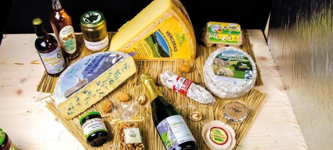 Fromages de Savoie et Franche Comté