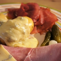 Raclette 3 Fromages