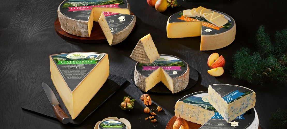 Fromages Vercors Lait